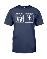 Basketball Solution T Shirt Premium Fit Mens Tee thumbnail