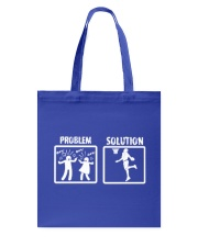 Basketball Solution T Shirt Tote Bag thumbnail