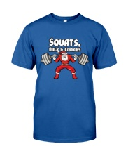 Squat Milk And Cookies Hoodie Classic T-Shirt thumbnail