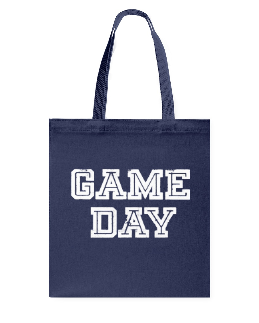 Game Day For Fans T Shirt Tote Bag