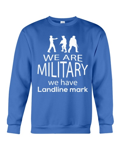 We Are Military - Army Shirt