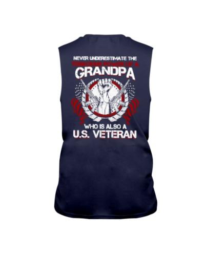 US Veteran Grandpa