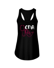 Heartbeat CNA Love Ladies Flowy Tank tile