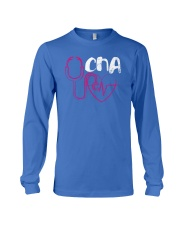Heartbeat CNA Love Long Sleeve Tee tile
