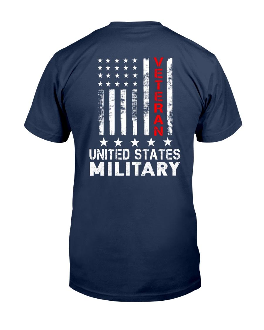 Veteran of United States Military Classic T-Shirt