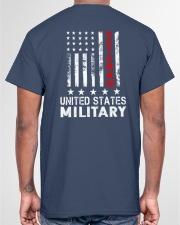 Veteran of United States Military Classic T-Shirt garment-tshirt-unisex-back-04