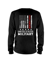 Veteran of United States Military Long Sleeve Tee thumbnail