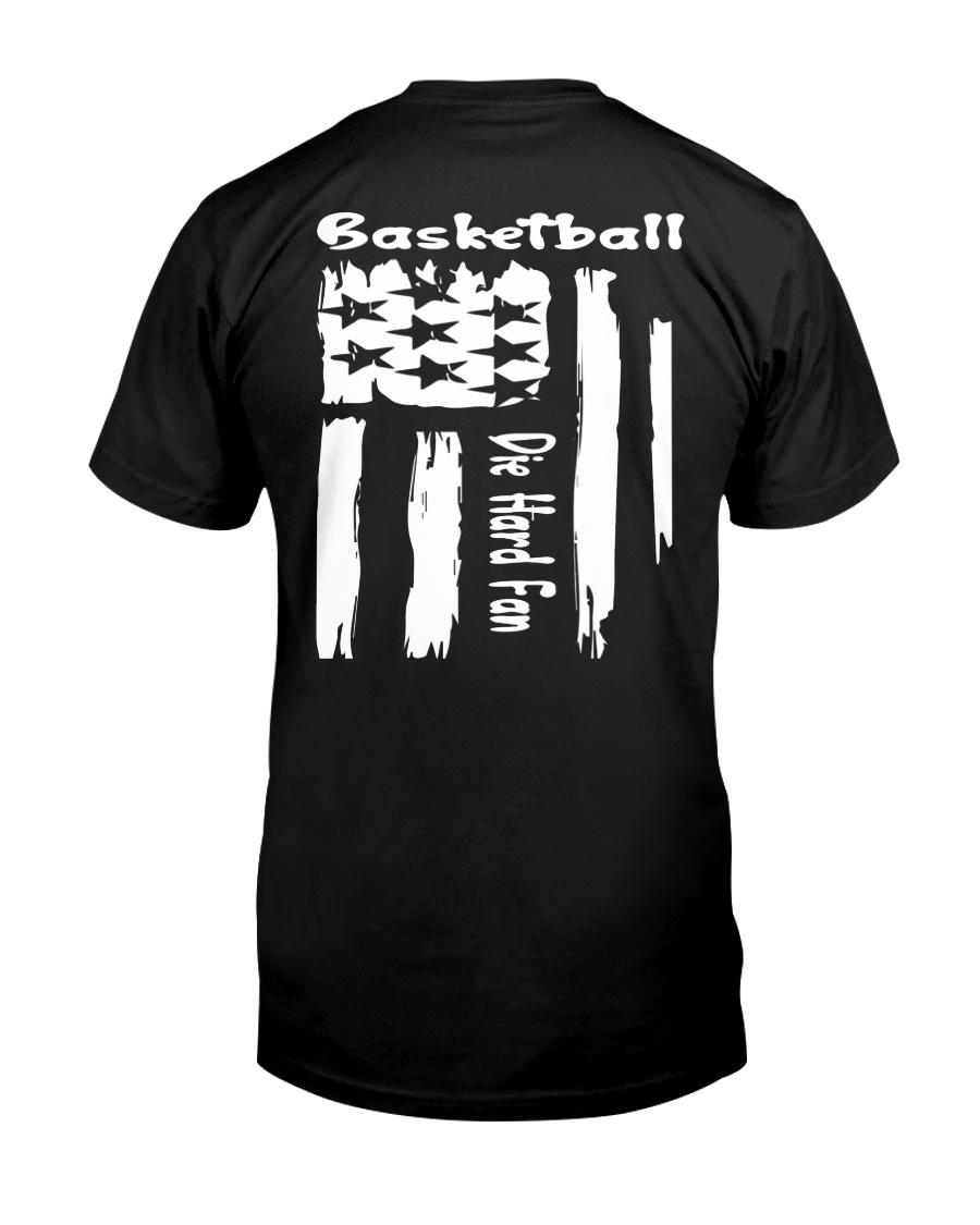 Basketball Die Hard Fan