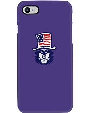 Lion Hat American Flag Hoodie Phone Case thumbnail