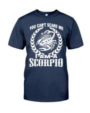 I'm A Scorpio Shirt Classic T-Shirt thumbnail