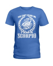 I'm A Scorpio Shirt Ladies T-Shirt tile