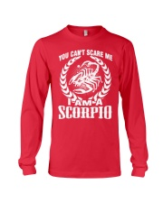I'm A Scorpio Shirt Long Sleeve Tee thumbnail