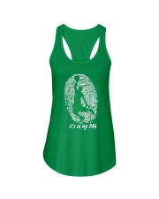 Basketball - It's In My DNA Ladies Flowy Tank thumbnail