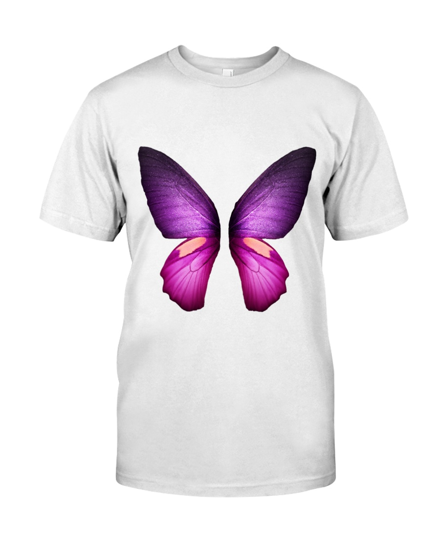 Colorful Butterfuly Classic T-Shirt