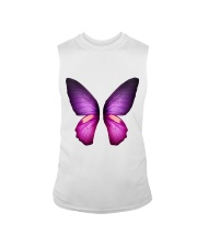 Colorful Butterfuly Sleeveless Tee thumbnail
