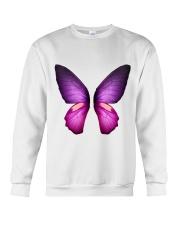 Colorful Butterfuly Crewneck Sweatshirt thumbnail