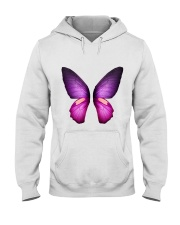 Colorful Butterfuly Hooded Sweatshirt thumbnail
