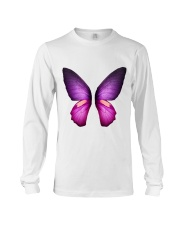 Colorful Butterfuly Long Sleeve Tee thumbnail