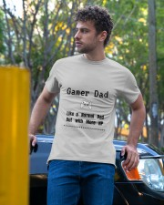 Gamer Dad Classic T-Shirt apparel-classic-tshirt-lifestyle-front-44
