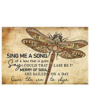 Sing Me A Song 17x11 Poster front
