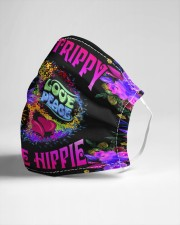 Stay Trippy Little Hippie Cloth face mask aos-face-mask-lifestyle-21