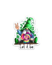Limited Edition Sticker - Single (Vertical) front