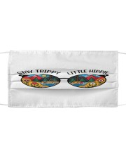 Stay TRippy Little Hippie Cloth face mask front