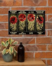 Blackbird Singing In The Dead 17x11 Poster poster-landscape-17x11-lifestyle-23
