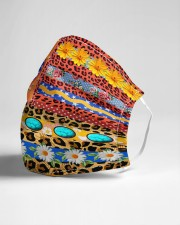 Peace Love Music Cloth face mask aos-face-mask-lifestyle-21