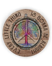 Every Little Thing Circle ornament - single (wood) thumbnail