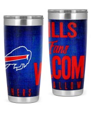 Bills fans welcome others not allowed 20oz Tumbler thumbnail