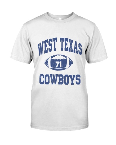 West Texas Cowboys '71 Limited Edition Tee Premium