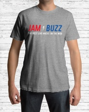 Official Jam Buzz Tee and Hoodie Hooded Sweatshirt Premium Fit Mens Tee lifestyle-mens-crewneck-front-1