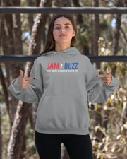 Official Jam Buzz Tee and Hoodie Hooded Sweatshirt Hooded Sweatshirt apparel-hooded-sweatshirt-lifestyle-05