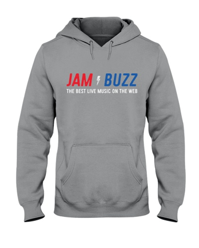 Official Jam Buzz Tee and Hoodie Hooded Sweatshirt