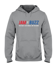 Official Jam Buzz Tee and Hoodie Hooded Sweatshirt Hooded Sweatshirt front