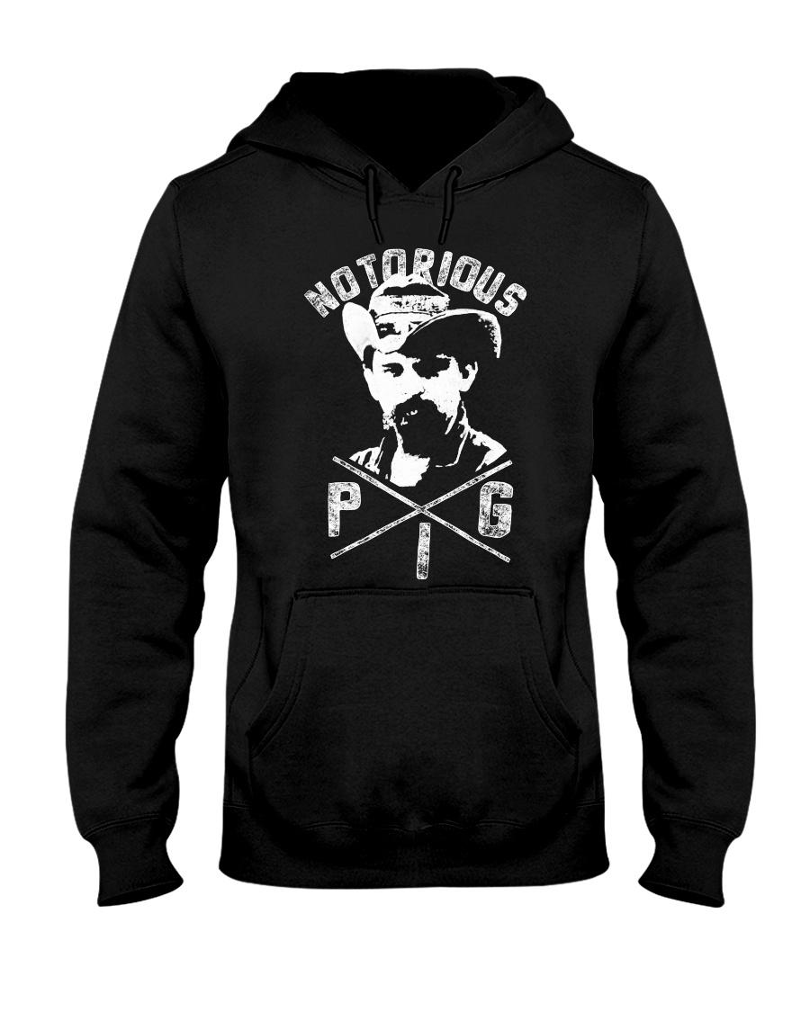 Notorious PIG Tee and Hoodies Premium Fit Mens Tee Hooded Sweatshirt