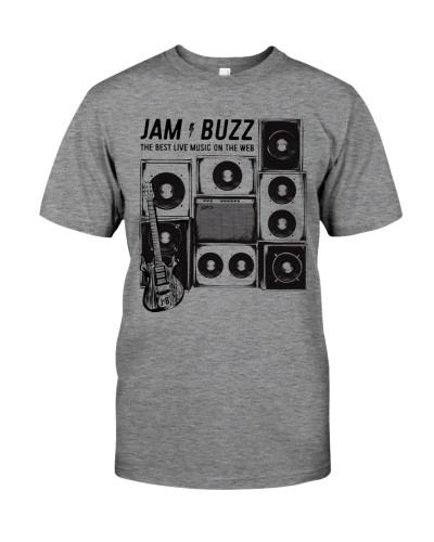 Jam Buzz Jerry Garcia Guitar Tee Classic T-Shirt