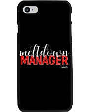 Meltdown Manager 1 Phone Case thumbnail
