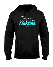 Today Is Going To Be Amazing - Signature Design 1 Hooded Sweatshirt thumbnail