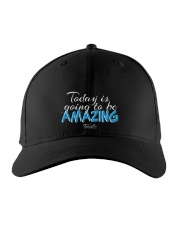 Today Is Going To Be Amazing - Signature Design 1 Embroidered Hat thumbnail