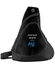 Kindness Begins With Me 1 Sling Pack thumbnail