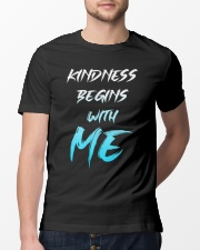 Kindness Begins With Me 1 Classic T-Shirt lifestyle-mens-crewneck-front-13