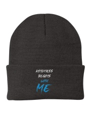 Kindness Begins With Me 1 Knit Beanie thumbnail