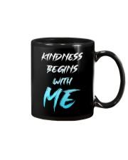 Kindness Begins With Me 1 Mug thumbnail