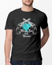 Mary Anne and Wanda - 1 Classic T-Shirt lifestyle-mens-crewneck-front-13