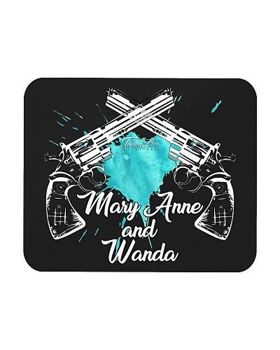 Mary Anne and Wanda - 1