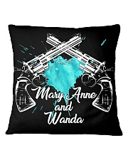 Mary Anne and Wanda - 1 Square Pillowcase thumbnail