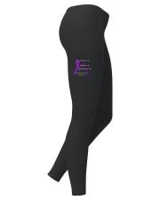 The Purple Ribbon Ladies Leggings right