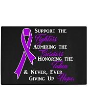 The Purple Ribbon Rectangle Cutting Board thumbnail